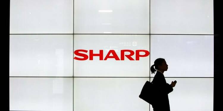Sharp cède 3% de son capital à Samsung