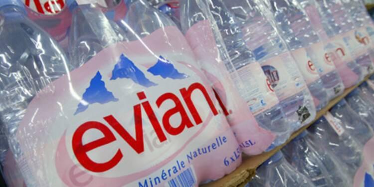 Evian se forge une image mondiale