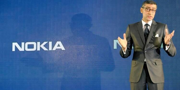 Pour Nokia, des résultats meilleurs que prévu et un nouveau DG