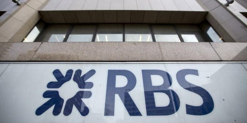 RBS va supprimer 1.400 emplois au Royaume-Uni