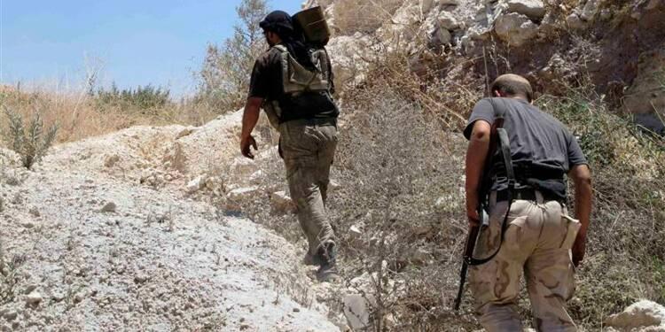 Londres aurait renoncé à armer les rebelles syriens