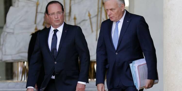 Le tandem Hollande-Ayrault à l'épreuve de 2014