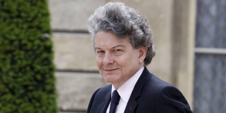 Thierry Breton, patron presse-citron