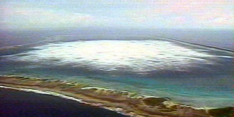 Toute la Polynésie aurait été exposée aux essais nucléaires