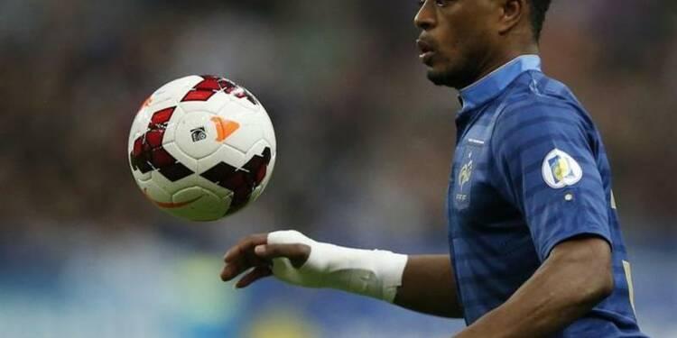 Football:  Patrice Evra convoqué par Deschamps et la FFF