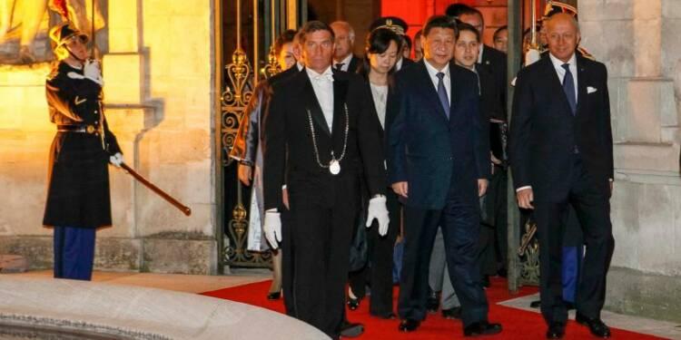 Xi Jinping veut renforcer les relations franco-chinoises