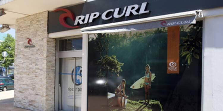 Rip Curl passe au stockage écolo
