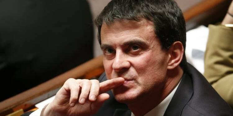 """A la place d'Ayrault, Valls aurait """"sans doute"""" limogé Montebourg"""