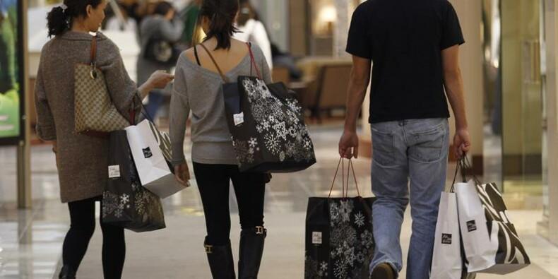 Hausse moins forte que prévu des ventes au détail aux Etats-Unis