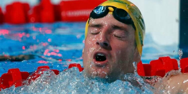 Natation: Magnussen conserve le titre mondial sur 100m, Gilot 7e