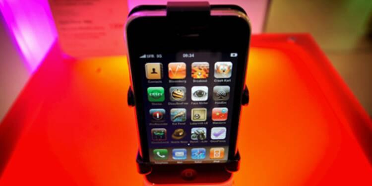 L'iPhone et les netbooks ont la cote auprès des Français