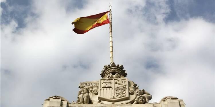 La dette publique espagnole représentait 94% du PIB fin 2013