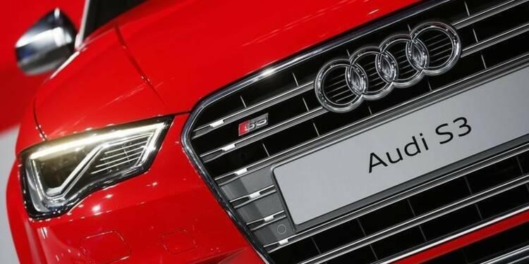 Audi espère vendre 500.000 voitures en Chine cette année
