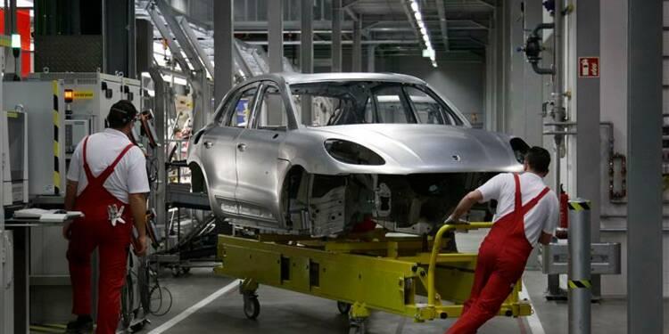 """Porsche se projette en 2023, """"Strategy 2018"""" déjà réalisé"""