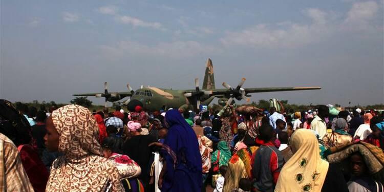 Des centaines de personnes cherchent à quitter la Centrafrique