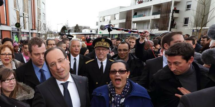 Dijon, un laboratoire de communication politique pour Hollande
