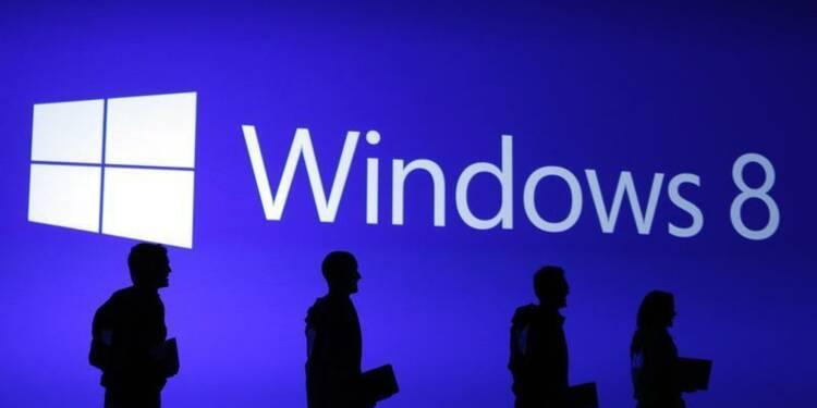 Microsoft reconnaît que Windows 8 se vend moins bien que le 7