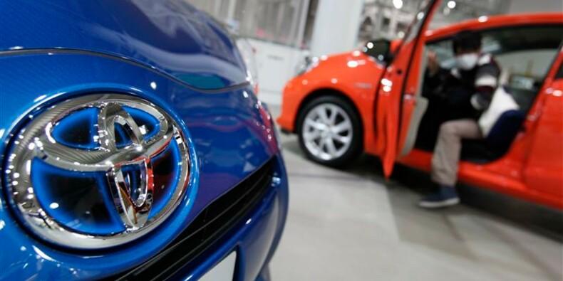 Toyota fait mieux que prévu au 3e trimestre