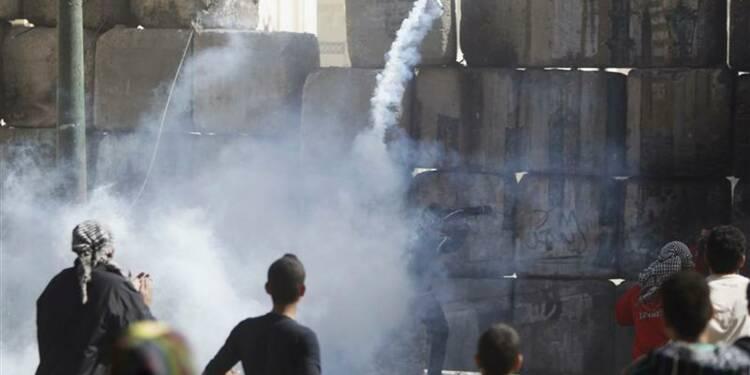 Heurts au Caire pour le deuxième anniversaire de la révolution