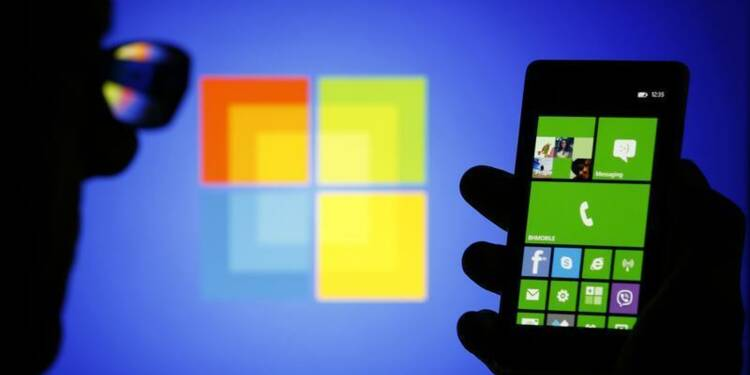 Windows Phone dépasse 10% de parts en France et Grande-Bretagne