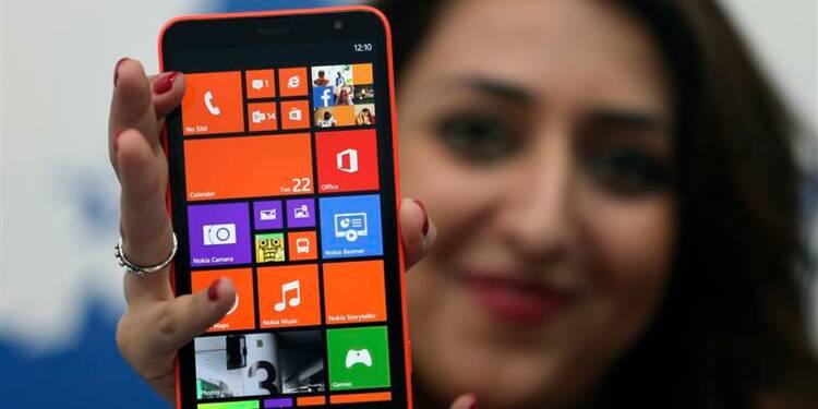 Baisse du bénéfice d'exploitation de la division NSN de Nokia