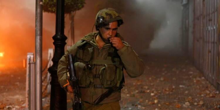 Heurts en Cisjordanie, deux Palestiniens tués