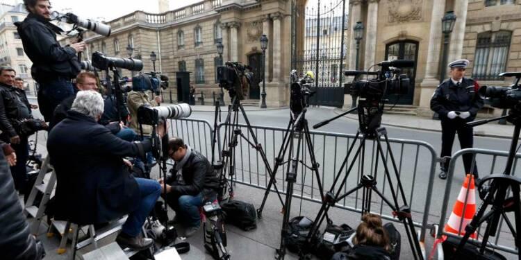 François Hollande s'adressera aux Français à la TV à 20h