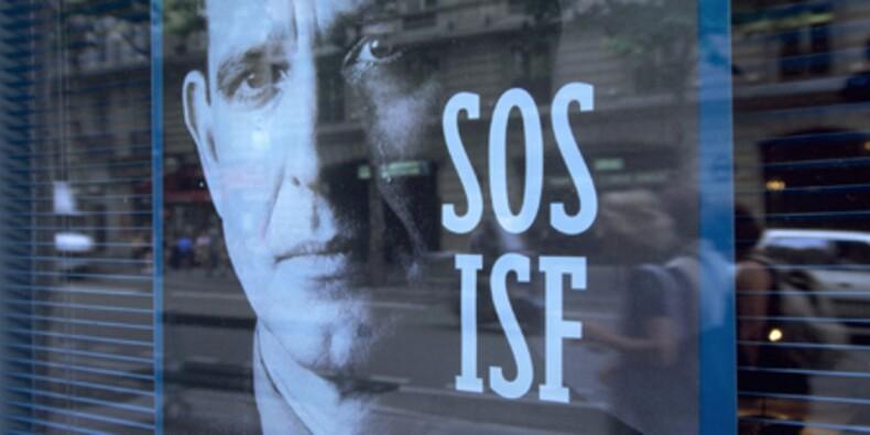 Grâce à la loi Tepa, les assujettis à l'ISF ont payé entre 13 et 20% d'impôts en moins