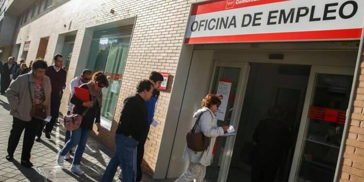Légère baisse du chômage dans la zone euro en avril