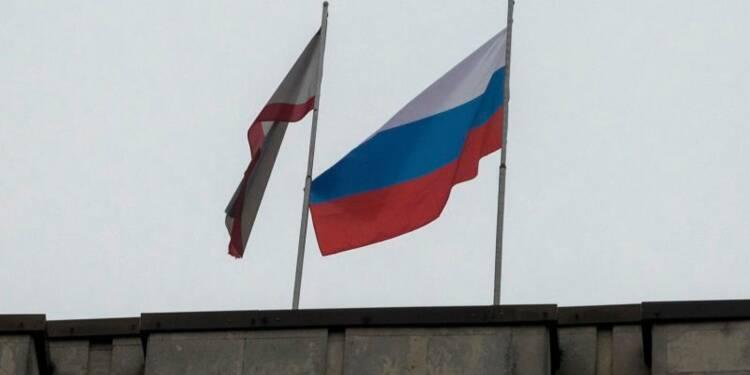 Le président ukrainien lance un avertissement à Moscou