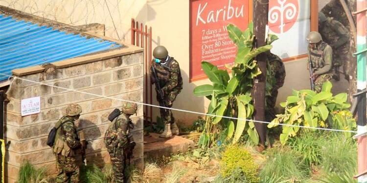 La quasi-totalité des otages ont été libérés à Nairobi
