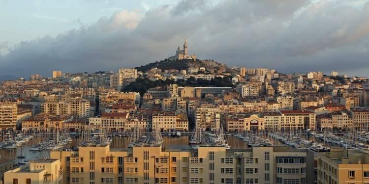 La délinquance a baissé de plus de 4% à Marseille en 2013