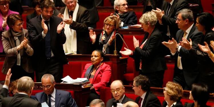 L'Assemblée vote le texte sur le mariage homosexuel