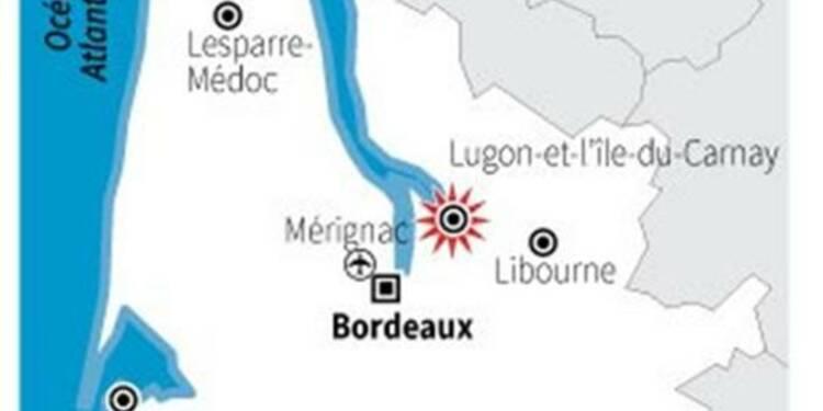 Un corps retrouvé après un accident d'hélicoptère en Gironde