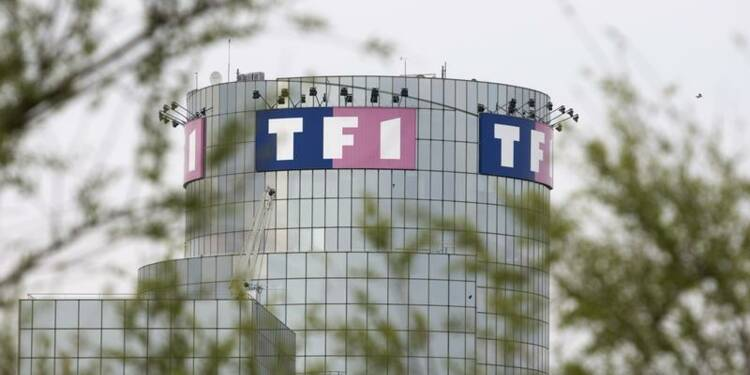 TF1 confirme ses objectifs malgré la baisse des résultats semestriels