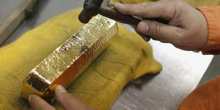 La demande d'or a baissé en 2012, une première depuis 3 ans