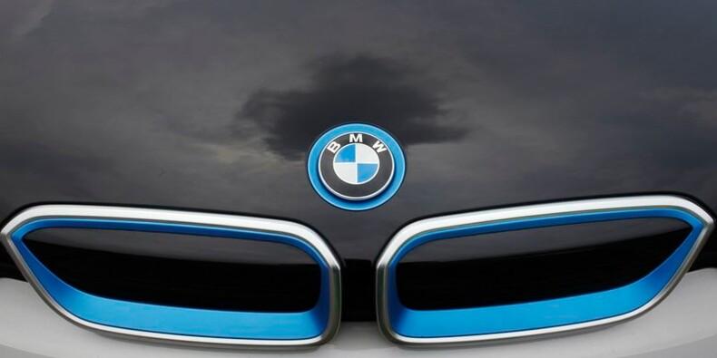 BMW va investir un milliard de dollars dans une usine au Mexique