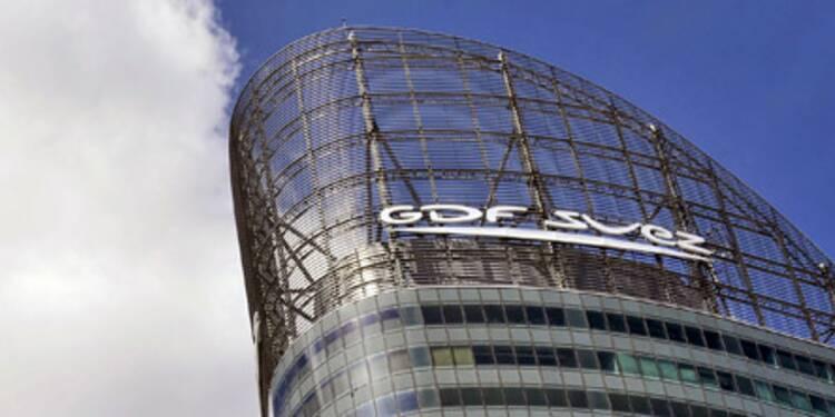 GDF Suez s'effondre en Bourse après l'avertissement pour 2013 et 2014