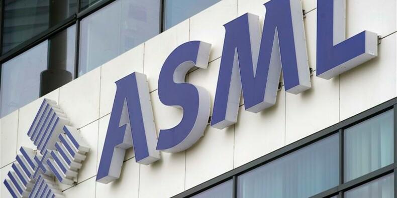 Le 4e trimestre d'ASML supérieur aux attentes