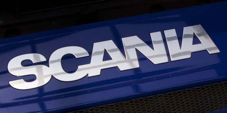 Scania réduit ses effectifs et sa production, commandes en berne
