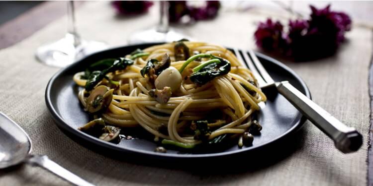 """Nello Arpino cofondateur de Treo, a fait de la """"pasta""""  une recette à succès"""