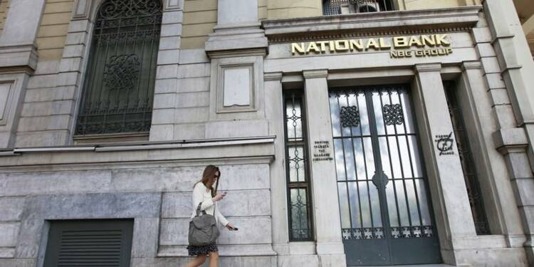 National Bank of Greece va supprimer 2.000 emplois