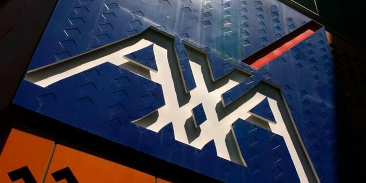 Axa voit la croissance de ses revenus ralentir sur 9 mois