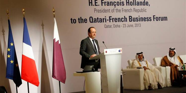 "France et Qatar enterrent la polémique du ""fonds banlieue"""