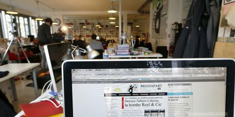Le taux de TVA fixé à 2,1% pour la presse en ligne
