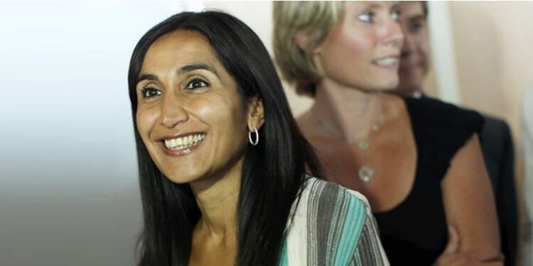 Maryam Salehi, Directrice déléguée de NRJ GROUP, la cheftaine de la bande FM
