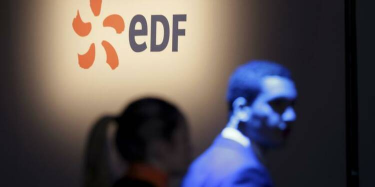 EDF en tête du CAC 40 après la proposition de hausse des tarifs