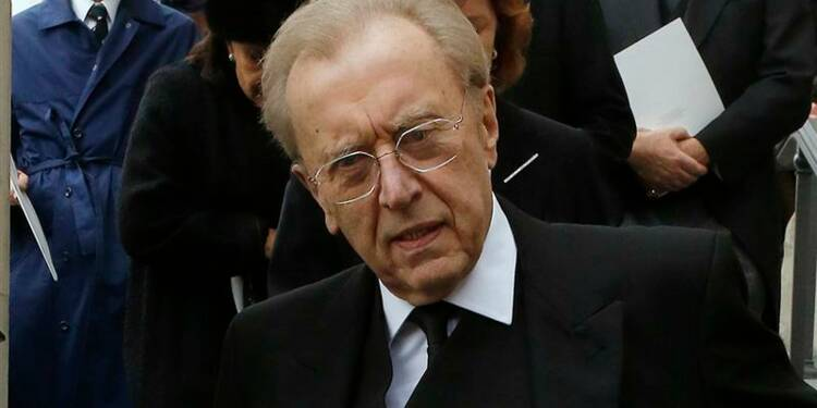 Décès de David Frost, qui avait interviewé Richard Nixon