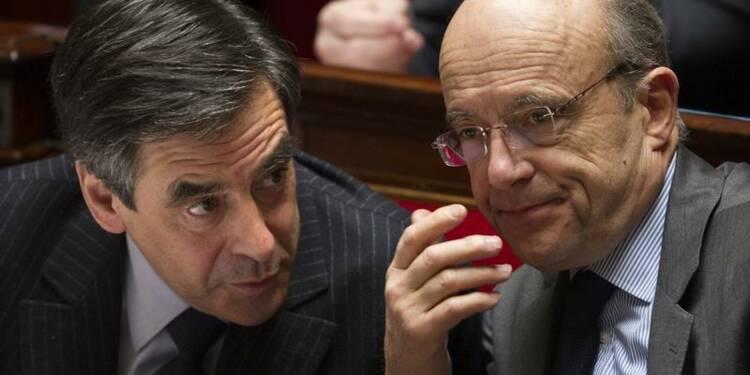 Alain Juppé et François Fillon unis sur le front des municipales