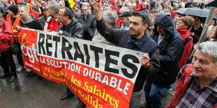 Les syndicats ne désarment pas sur les retraites